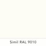 opaco simil ral 9010